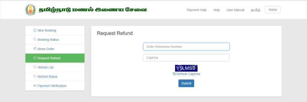 TNsand refund request