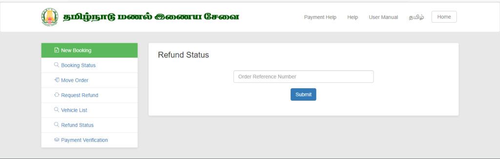 TNsand track refund status