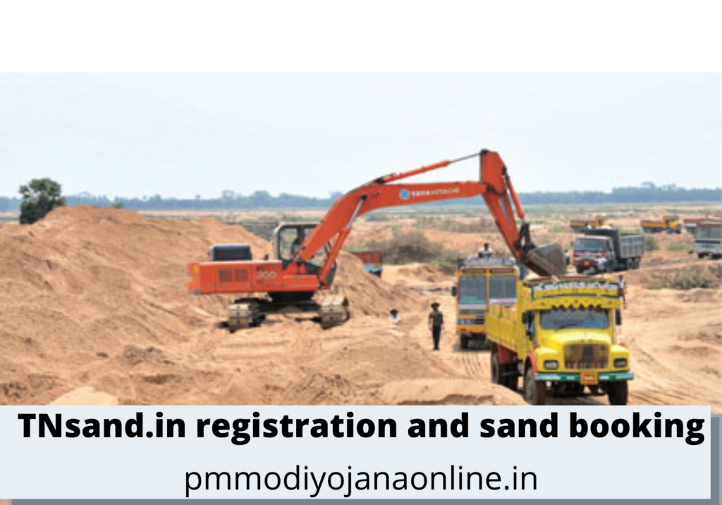 TNsand: Online Booking