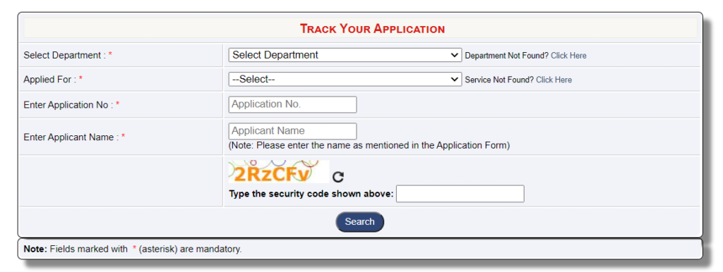 Track-application-marriage-dl