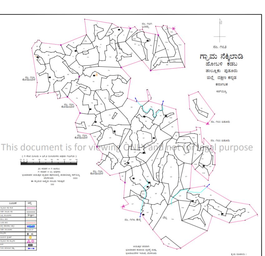 Karnataka-Bhoomi-RTC-map