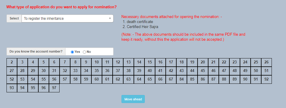 account-number-section-nomination-portal