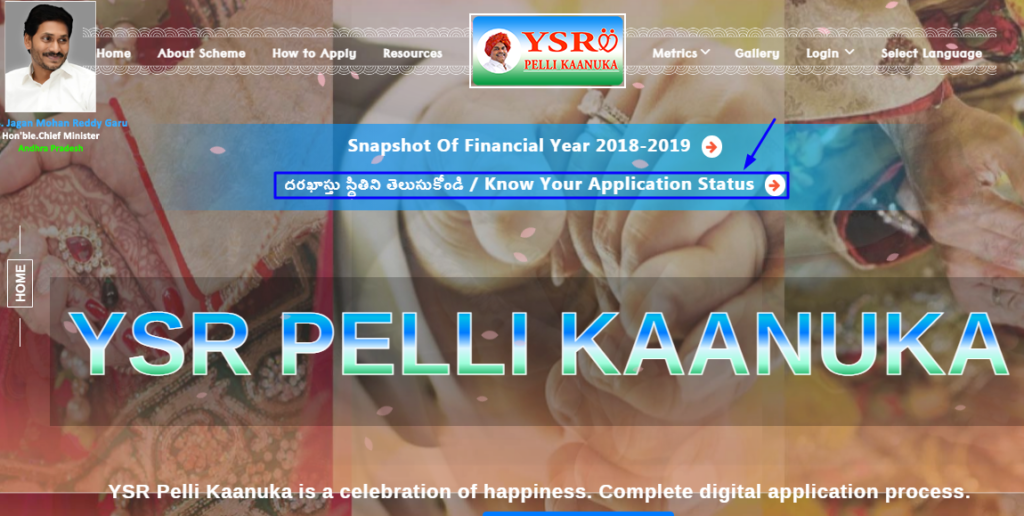 track-status-homepage