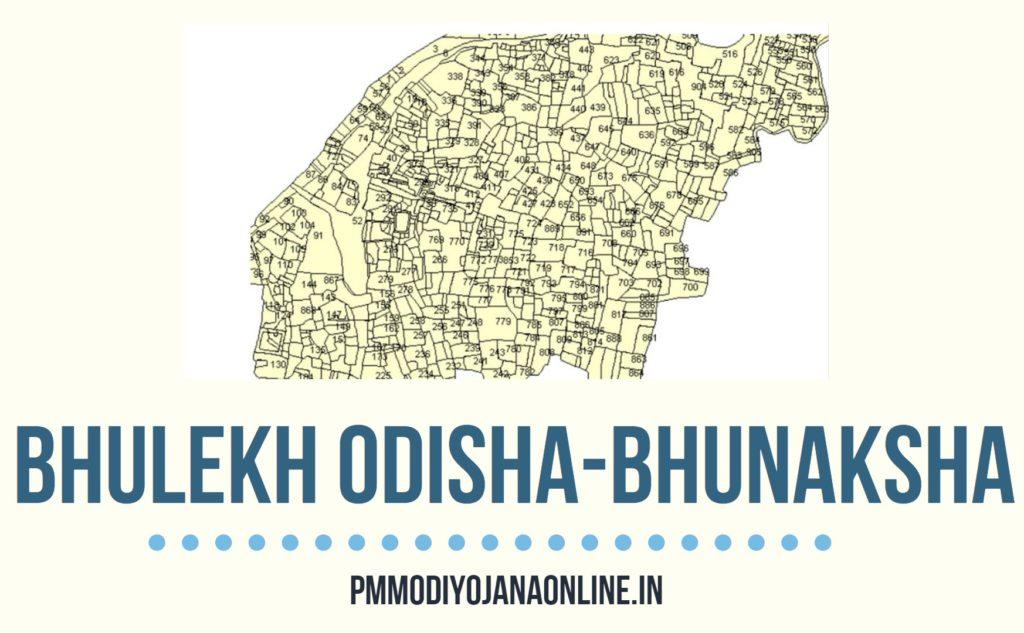 Bhulekh-Odisha-Bhunaksha