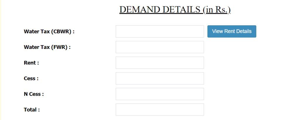 Demand Details e Pauti