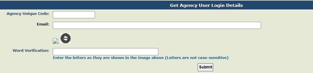 यूनिक-एजेंसी-कोड-द्वारा-पासवर्ड-जाने